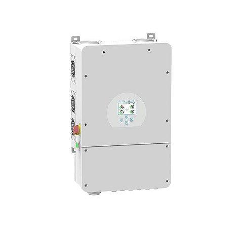 Inversor híbrido Deye SUN-8kW-220Vca para uso em ongrid ou offgrid