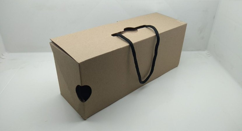 Conjunto 6 Caixas Embalagem Maleta 30 x 12 x 10 cm
