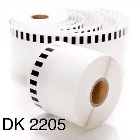 -Etiqueta DK2205 62mmx30m