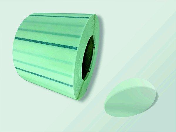 -Etiqueta 5x5/2 Rolo c/ 5000 Transparente