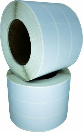 -Lacre para personalizar 7x3/3 rolo com 3.000 Branco