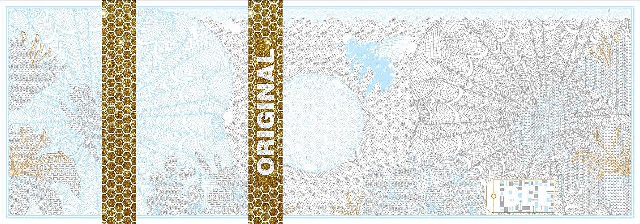 -Ingresso 2C Holografico Azul