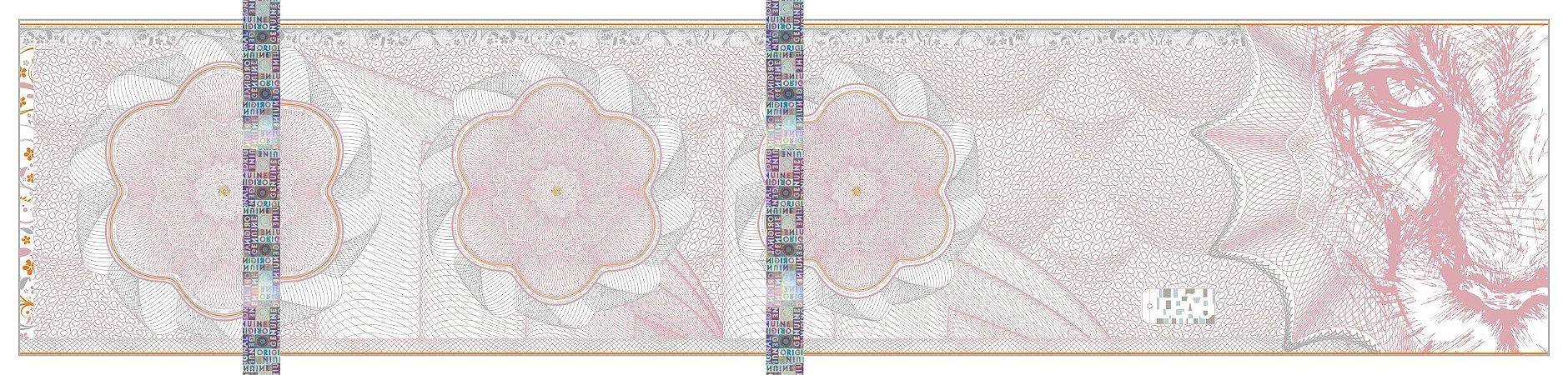 -Ingresso 3C Holografico Rosa
