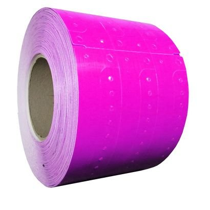 -Softband Wide Rosa Fluor