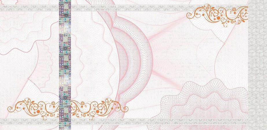 -Ingresso Couche Holografico 108x50mm Rosa