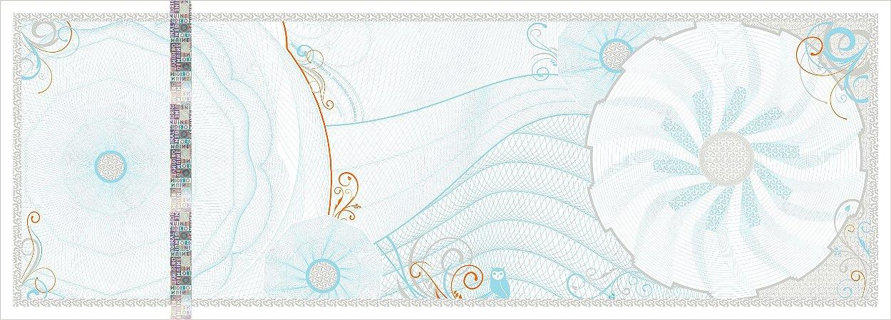-Ingresso F4 Holografico Azul