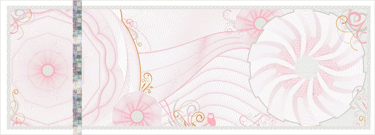-Ingresso F4 Holografico Rosa