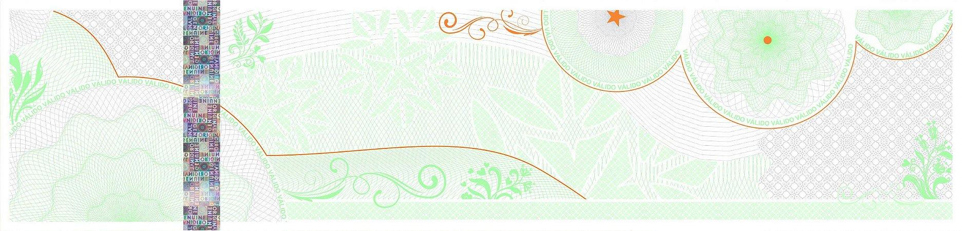 -Ingresso F6 Holografico Verde