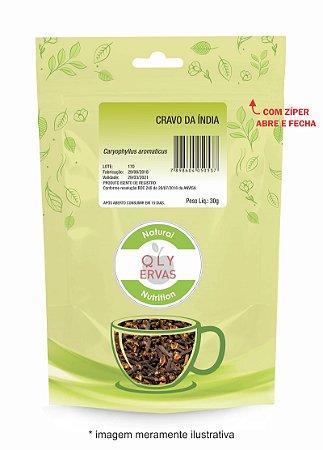 Pacote Cravo da Índia Qly Ervas 30g