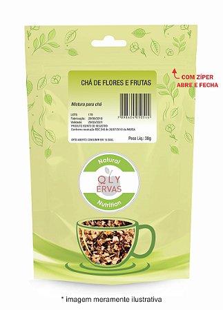 Pacote Chá de Flores e Frutas 30g