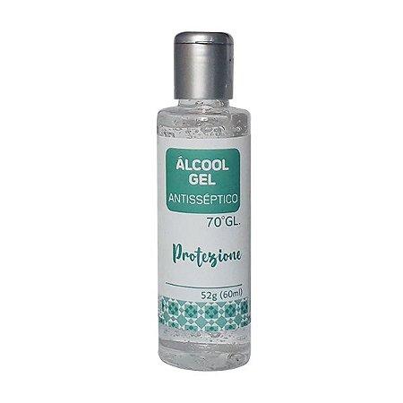 Álcool em Gel Antisséptico Sweet Soap 60ml