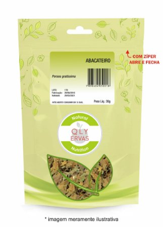 Pacote Abacateiro Qly Ervas 30g
