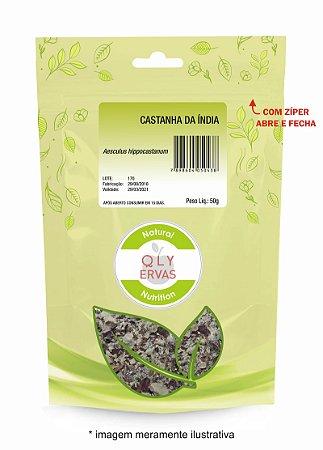 Pacote Castanha da Índia Qly Ervas 30g