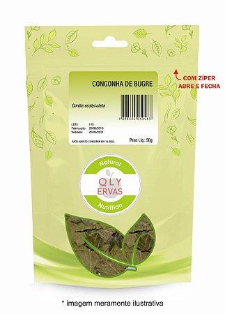 Pacote Congonha de Bugre Qly Ervas 50g