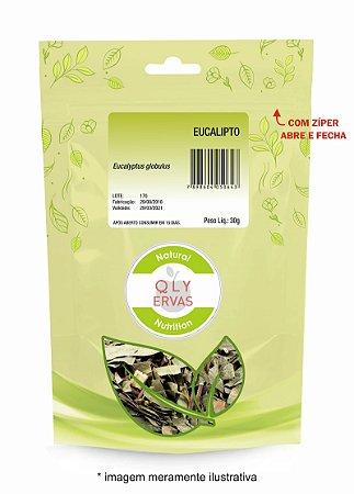 Pacote Eucalipto Qly Ervas 30g