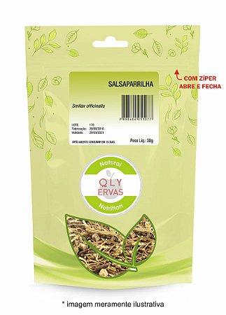 Pacote Salsaparrilha Qly Ervas 30g