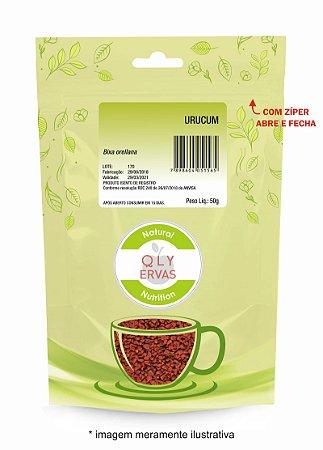 Pacote Urucum Qly Ervas 50g