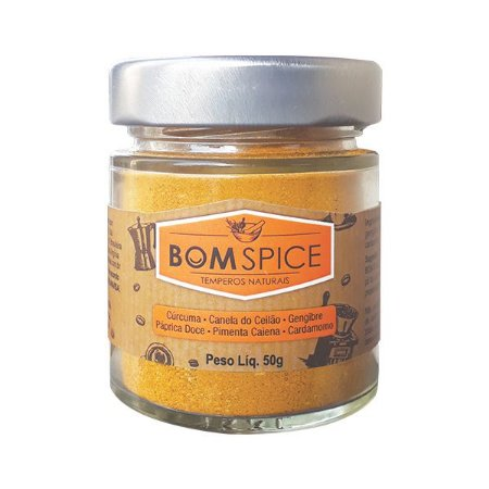 Bom Spice Café Power