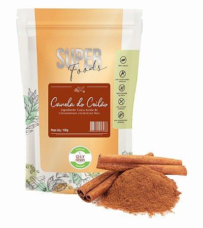 Super Foods Canela do Ceilão