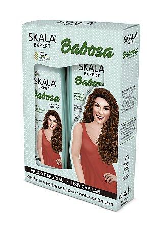 Kit shampoo + Condicionador Skala Babosa 325mL