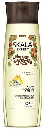 Shampoo Manteiga de Karité Skala 325ml (vegano)
