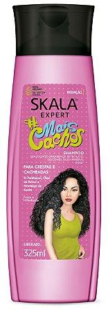 Shampoo Mais Cachos Skala 325ml (Vegano)