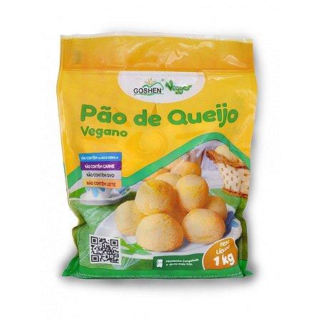 Pão de queijo vegano Goshen 1kg