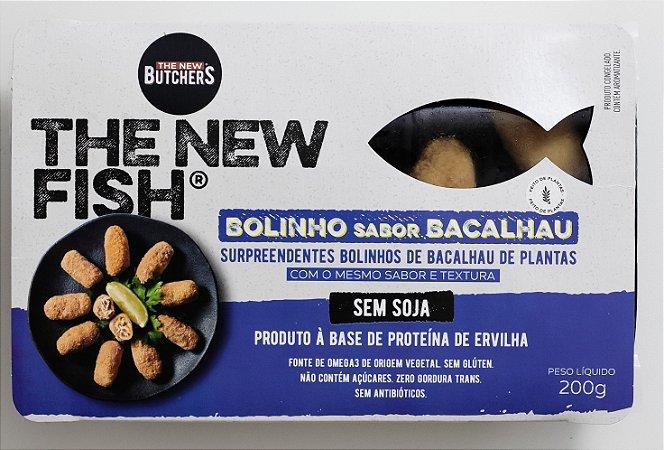 The new Fish bolinho de bacalhau 200g
