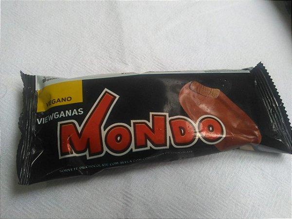 Sorvete Vegano Mondo 70g Chocolate com Avelã
