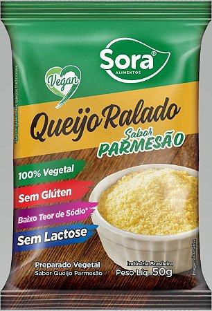 Queijo Ralado Sora sabor Parmesão 50g (Vegano)