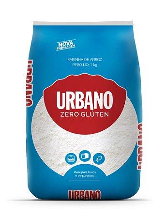 Farinha de Arroz Urbano Zero Glúten 1kg