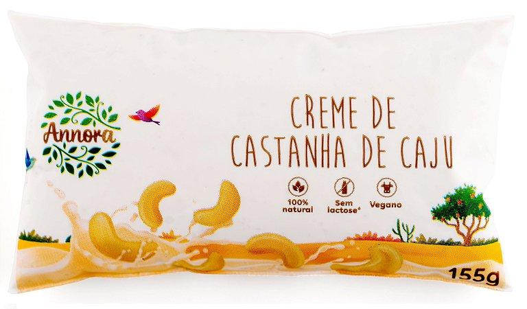 Creme de leite de castanha de Caju Annora 155g