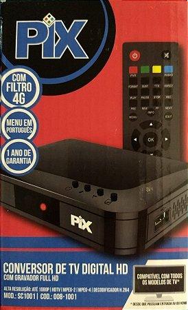 Conversor de tv HD