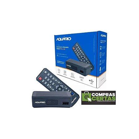 Conversor e Gravador Digital Full HD DVT-4000S