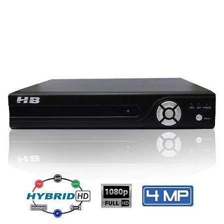 Gravador de Vídeo 8 canais HB-6308 8 Canais