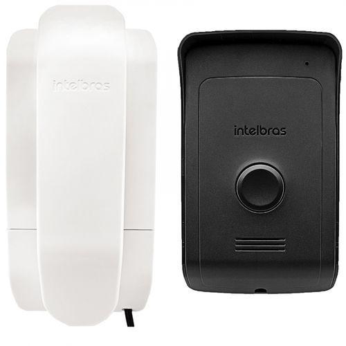 Interfone IPR 1010 intelbras c/ alim. interna