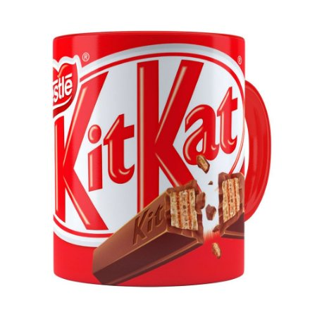 Caneca KitKat Vermelha
