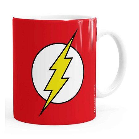 Caneca The Flash v02 Branca