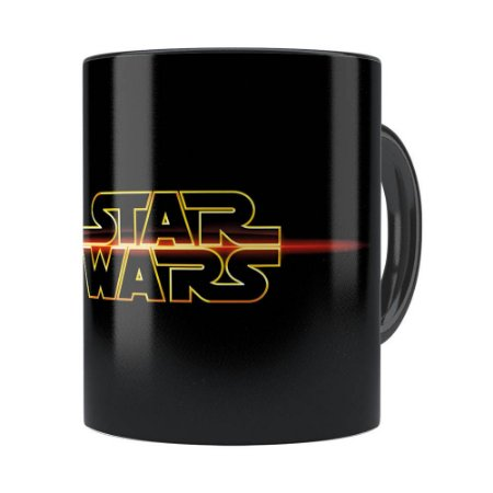 Caneca Star Wars 02 Preta