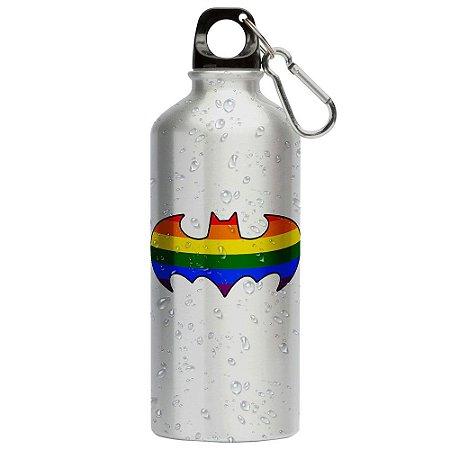 Squeeze Batman LGBT 500ml Aluminio