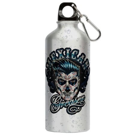 Squeeze Caveira Mexicana Greaser 500ml