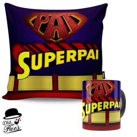 Kit Presente Super Pai v02