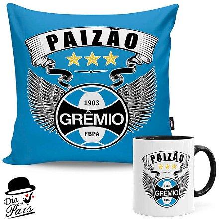 Kit Presente Personalizado Paizão Grêmio