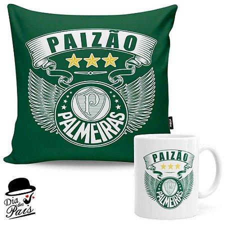 Kit Presente Personalizado Paizão Palmeiras