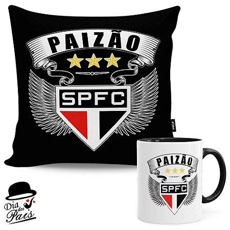 Kit Presente Personalizado Paizão Sao Paulo