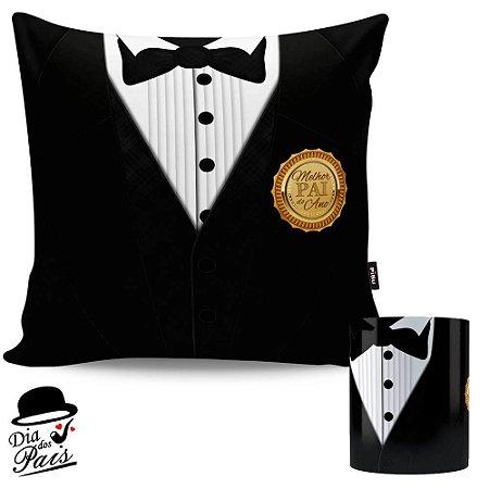 Kit Presente Black Tie Melhor Pai