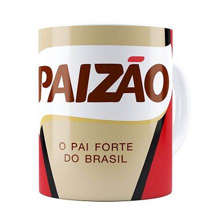 Caneca Paizão Café Pilão Branca