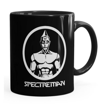 Caneca Spectreman v02 Preta