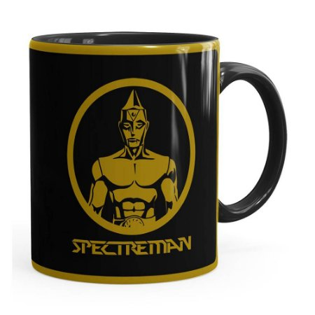 Caneca Spectreman v03 Preta