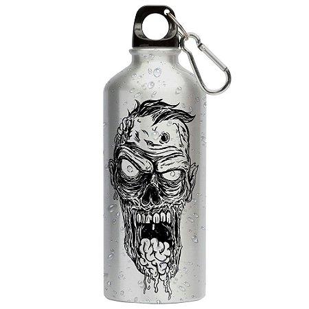 Squeeze Está Vivo o Zombie 500ml Aluminio